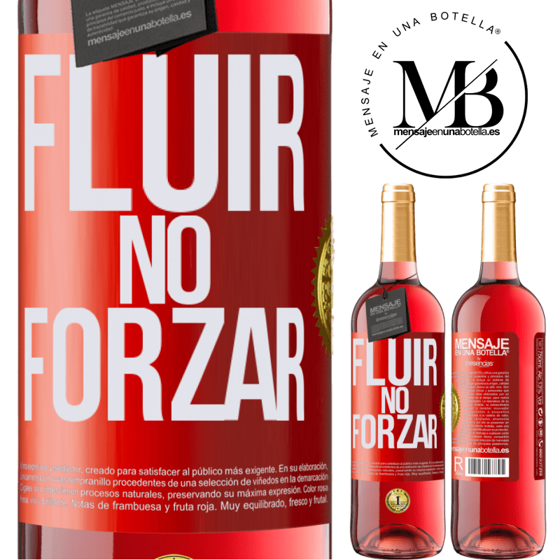 24,95 € Envoi gratuit   Vin rosé Édition ROSÉ Débit, pas force Étiquette Rouge. Étiquette personnalisable Vin jeune Récolte 2020 Tempranillo
