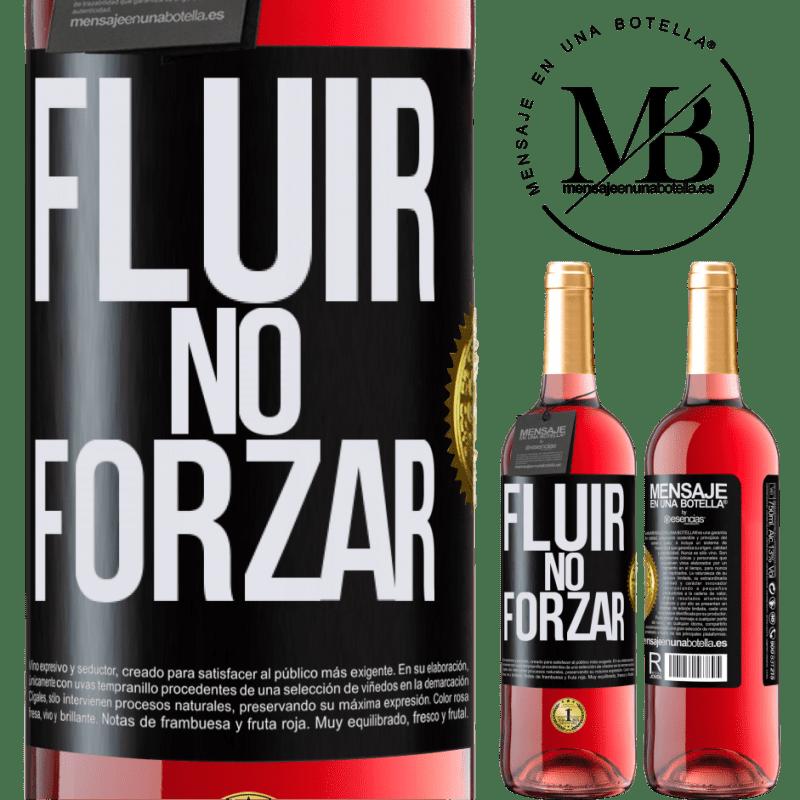 24,95 € Envoi gratuit   Vin rosé Édition ROSÉ Débit, pas force Étiquette Noire. Étiquette personnalisable Vin jeune Récolte 2020 Tempranillo