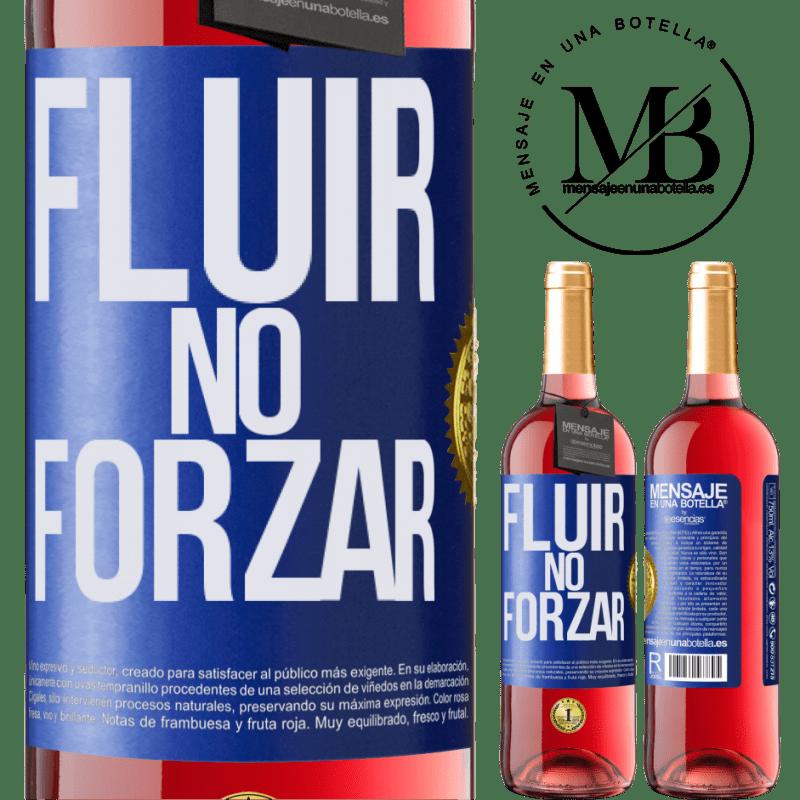 24,95 € Envoi gratuit   Vin rosé Édition ROSÉ Débit, pas force Étiquette Bleue. Étiquette personnalisable Vin jeune Récolte 2020 Tempranillo