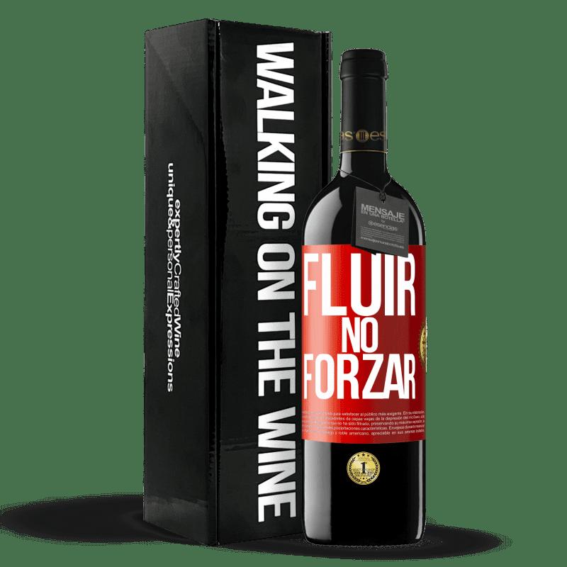 24,95 € Envoi gratuit   Vin rouge Édition RED Crianza 6 Mois Débit, pas force Étiquette Rouge. Étiquette personnalisable Vieillissement en fûts de chêne 6 Mois Récolte 2018 Tempranillo