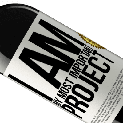 Unique & Personal Expressions. «I am my most important project» RED Edition Crianza 6 Months
