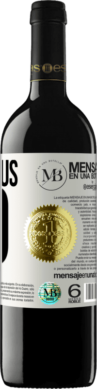 «Fabulous 40» RED Edition Crianza 6 Months