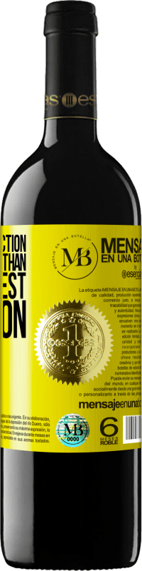 «The smallest action is worth more than the greatest intention» RED Edition Crianza 6 Months