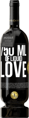 29,95 € Free Shipping | Red Wine Premium Edition MBS® Reserva 750 ml of liquid love Black Label. Customizable label Reserva 12 Months Harvest 2013 Tempranillo