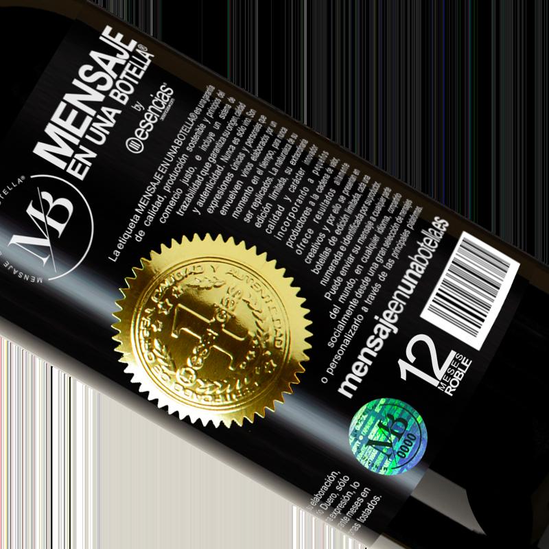 Limitierte Auflage. «750 ml der flüssigen Liebe» Premium Edition MBS® Reserva