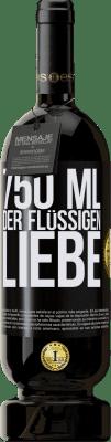 29,95 € Kostenloser Versand | Rotwein Premium Ausgabe MBS® Reserva 750 ml der flüssigen Liebe Schwarzes Etikett. Anpassbares Etikett Reserva 12 Monate Ernte 2013 Tempranillo