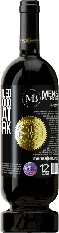 «I have not failed. I've found 10,000 ways that don't work» Premium Edition MBS® Reserva