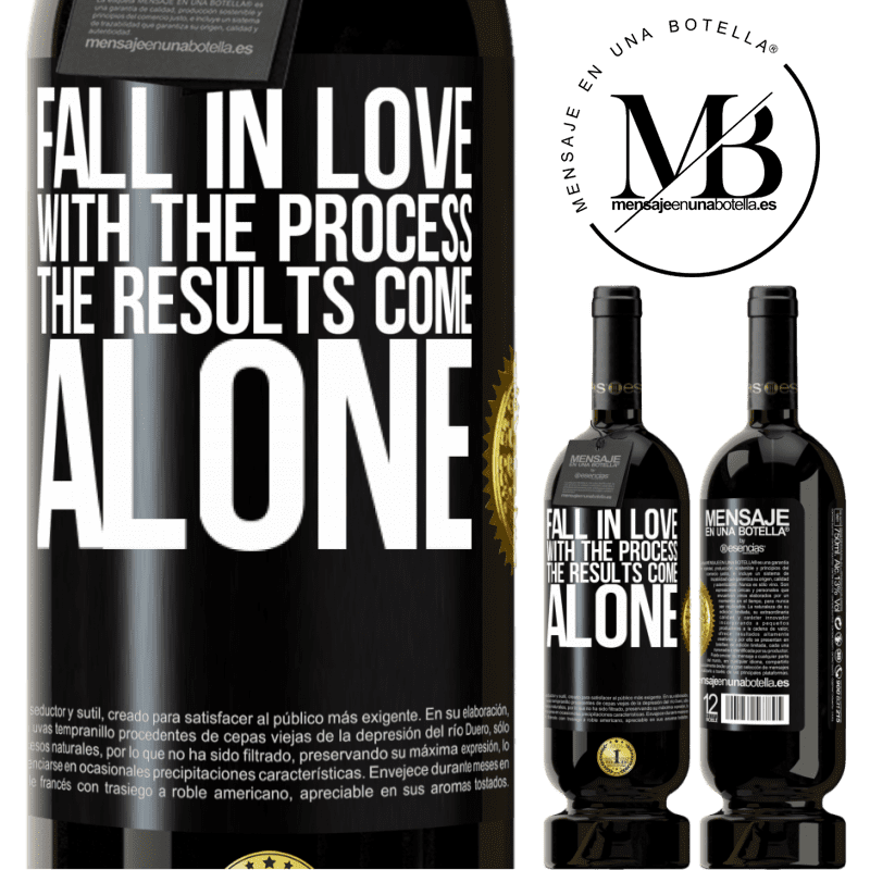 29,95 € Free Shipping | Red Wine Premium Edition MBS® Reserva Fall in love with the process, the results come alone Black Label. Customizable label Reserva 12 Months Harvest 2013 Tempranillo