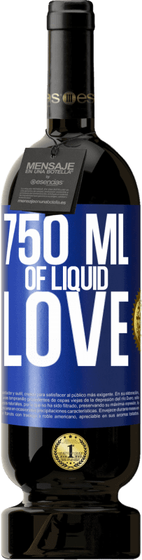 29,95 € | Red Wine Premium Edition MBS Reserva 750 ml of liquid love Yellow Label. Customizable label I.G.P. Vino de la Tierra de Castilla y León Aging in oak barrels 12 Months Harvest 2013 Spain Tempranillo