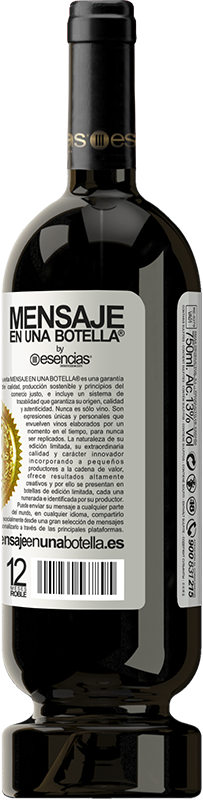 «wine experts? No, experts in savoring every moment, with wine» Premium Edition MBS® Reserva