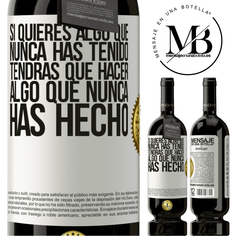 29,95 € Free Shipping | Red Wine Premium Edition MBS® Reserva If you want something you've never had, you'll have to do something you've never done White Label. Customizable label Reserva 12 Months Harvest 2013 Tempranillo