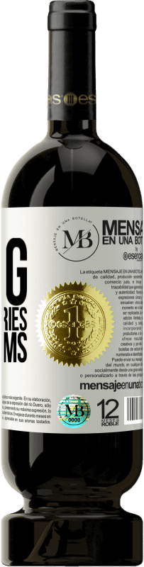 «Aging with memories, not dreams» Premium Edition MBS® Reserva