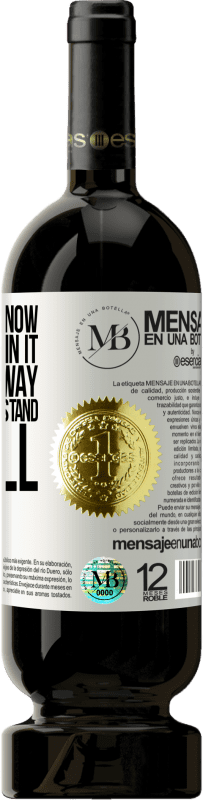 «If you don't know how to explain it in a simple way, you don't understand it well» Premium Edition MBS® Reserva