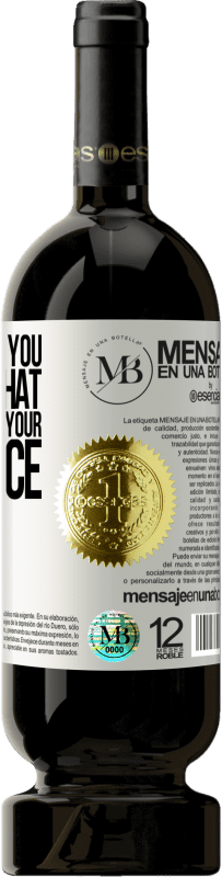 «I will ignore you so much that you will doubt your existence» Premium Edition MBS® Reserva