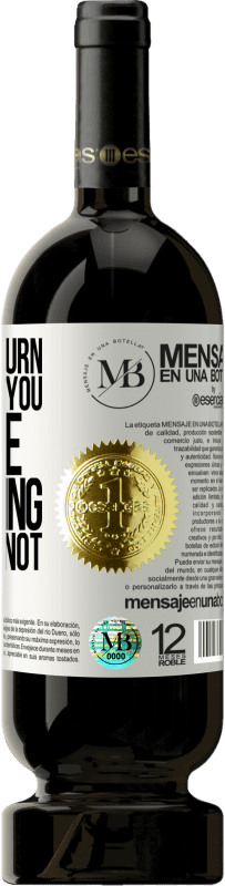 «It was his turn to criticize you, because surpassing you could not» Premium Edition MBS® Reserva
