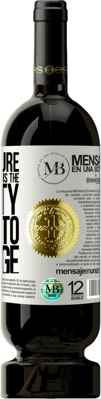 «The measure of the intelligence is the ability to change» Premium Edition MBS® Reserva