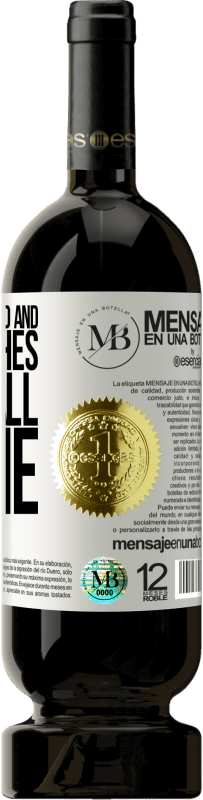 «Conquer my mind and the clothes will fall alone» Premium Edition MBS® Reserva