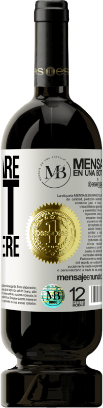 «Nortes are lost. Reason here» Premium Edition MBS® Reserva