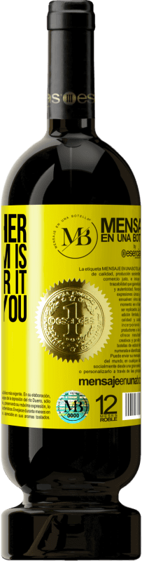 «The farther your dream is, the farther it will get you» Premium Edition MBS® Reserva