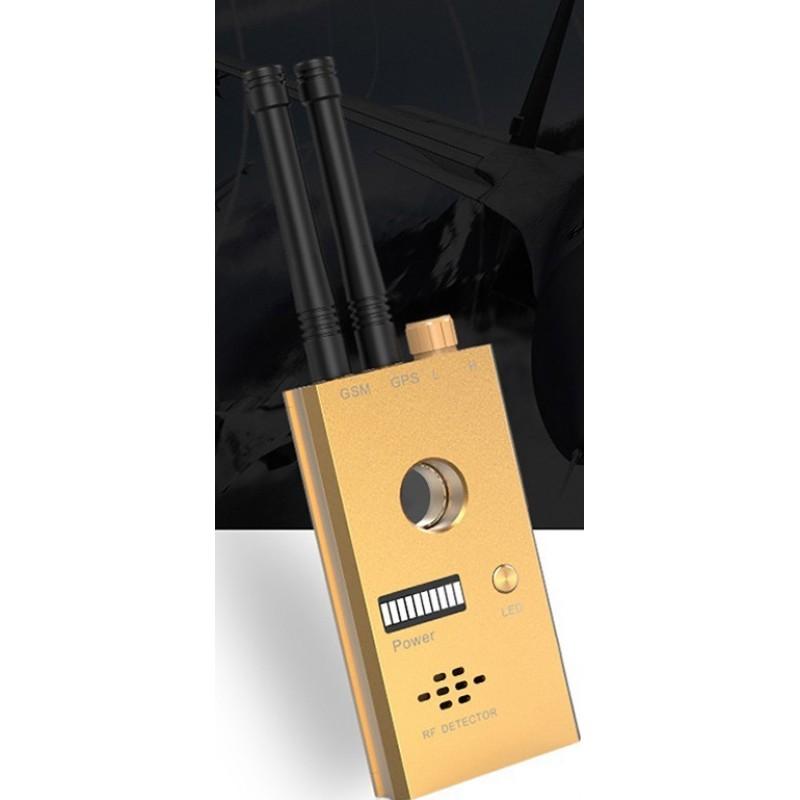 172,95 € Free Shipping | Signal Detectors High sensitivity wireless transmitting detector. GSM and GPS Dual Antenna. Voice alarm