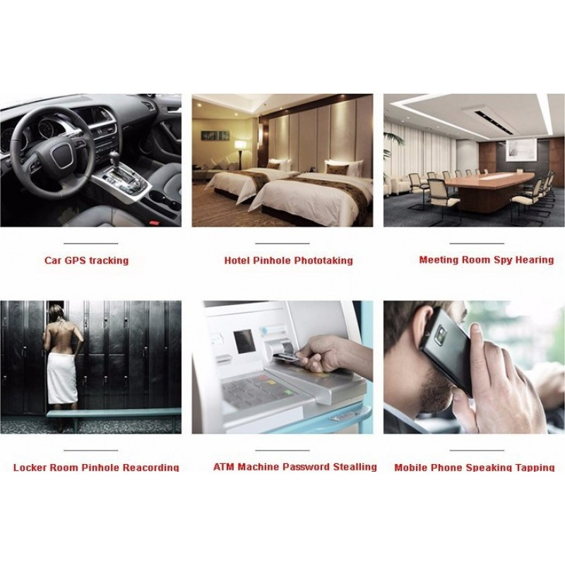 85,95 € Free Shipping | Signal Detectors High sensitivity portable wireless signal detector. 1.2GHz/2.4GHz/5.8GHz/2G/3G/4G. Wireless camera detector. SIM Card. Hi-Speed