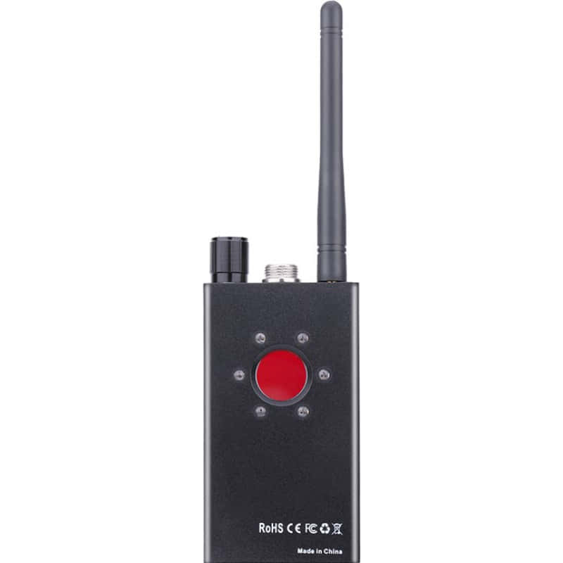73,95 € Free Shipping | Signal Detectors Spy camera finder. Hidden camera detector. WiFi signal detector. GPS detection. GSM and Radio devices finder