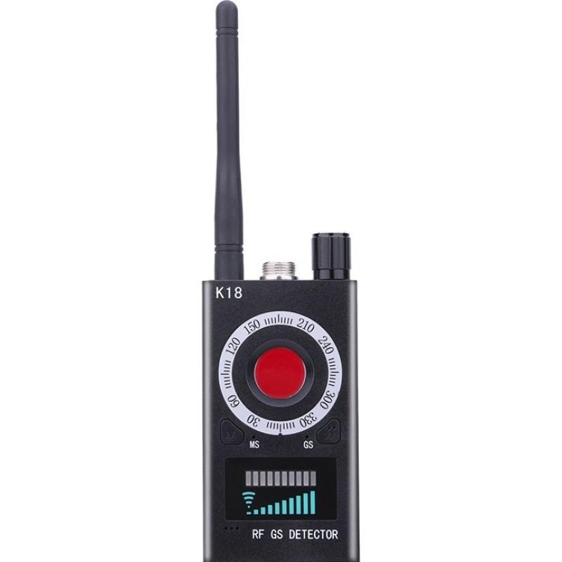73,95 € Envoi gratuit | Détecteurs de Signal Spy caméra finder. Détecteur de caméra cachée. Détecteur de signal WiFi. Détection GPS. Recherche de périphériques GSM et radio