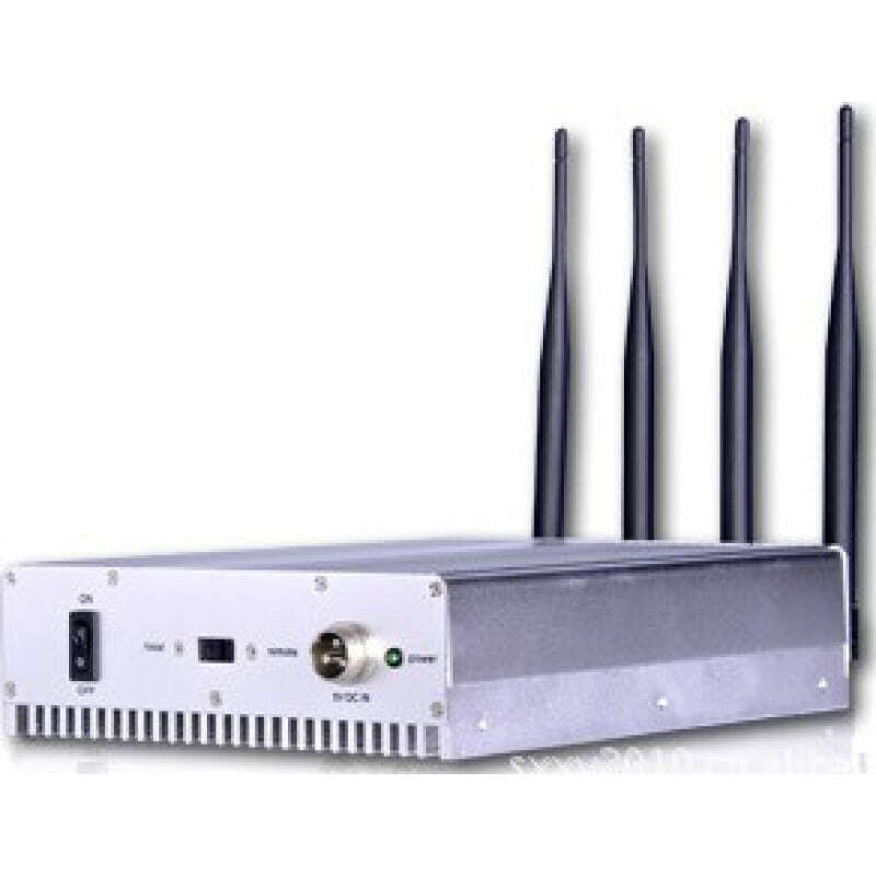 Handy-Störsender 4 Antennen. Leistungsstarker Signalblocker GSM