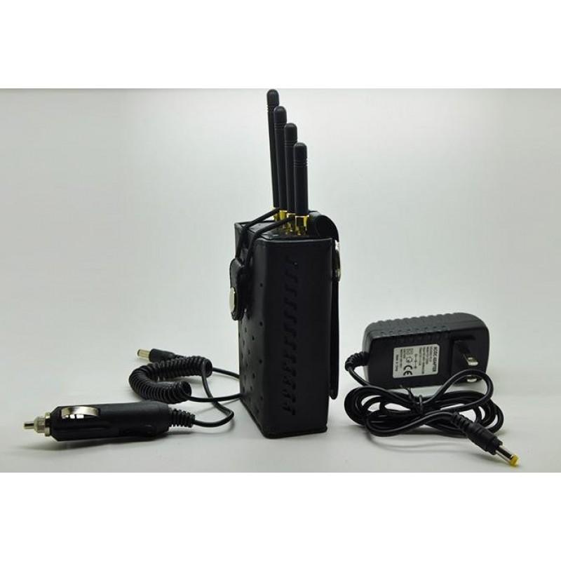 109,95 € 免费送货   手机干扰器 车辆大功率信号阻断器。遥控干扰器