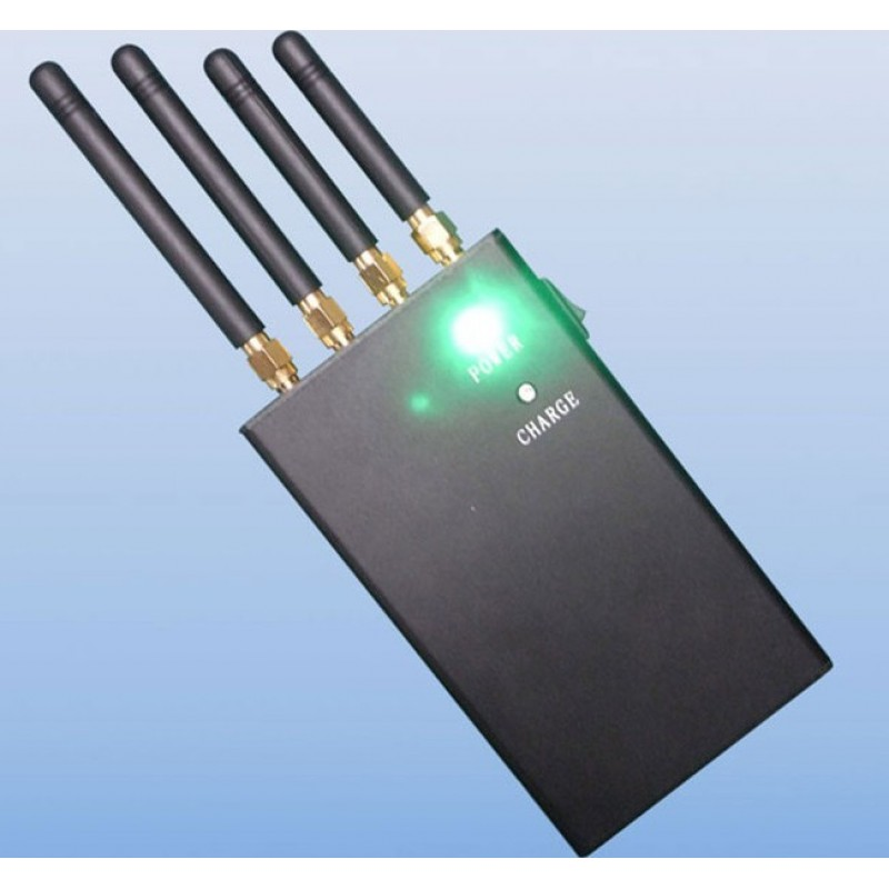 109,95 € Envio grátis   Bloqueadores de Celular Bloqueador de sinais de alta potência do veículo. Jammer de controle remoto