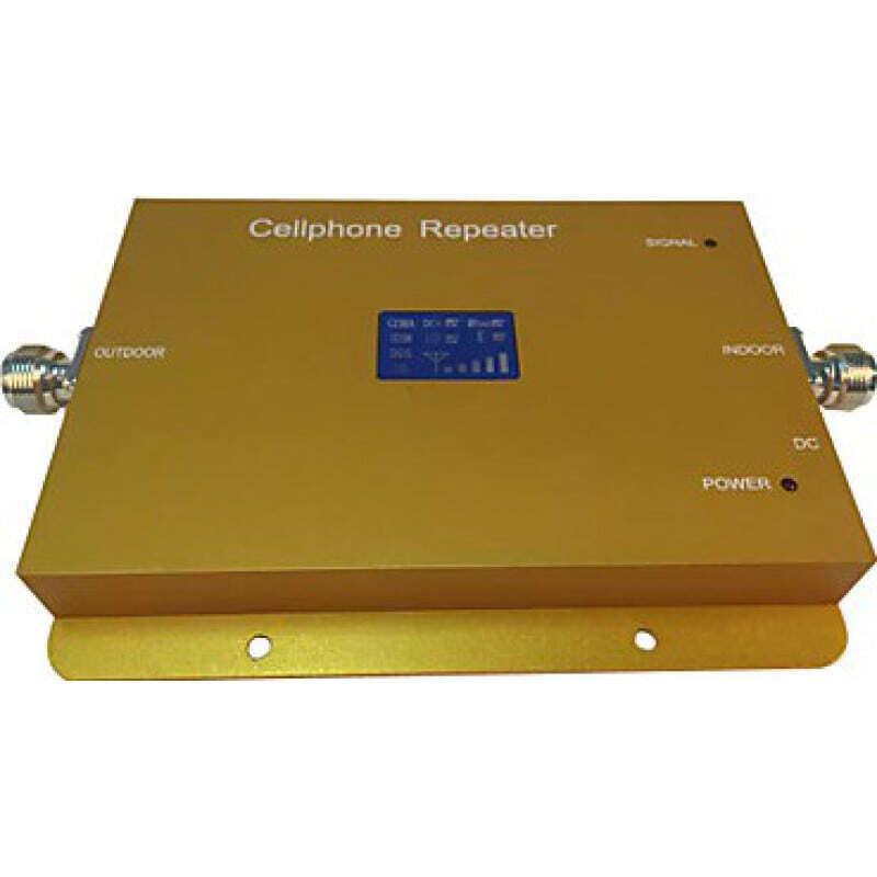 Amplificateurs de Signal Amplificateur de signal de téléphone mobile. Affichage LCD CDMA