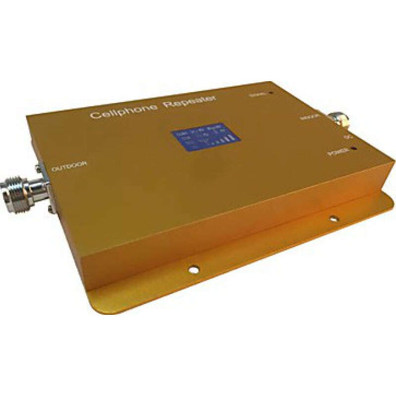 Signal Boosters Mobile phone signal booster. LCD Display CDMA