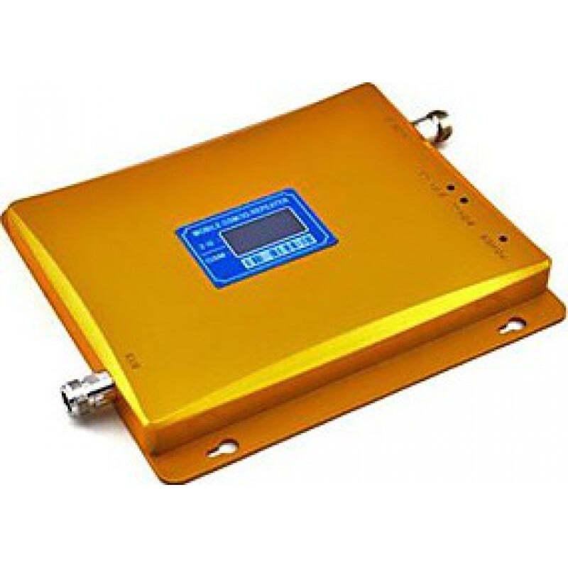 154,95 € Envío gratis   Amplificadores de Señal Amplificador de señal de doble banda para teléfono móvil. Antena de techo. Pantalla LCD GSM