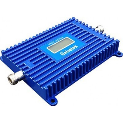 Handy-Signalverstärker. LCD Bildschirm