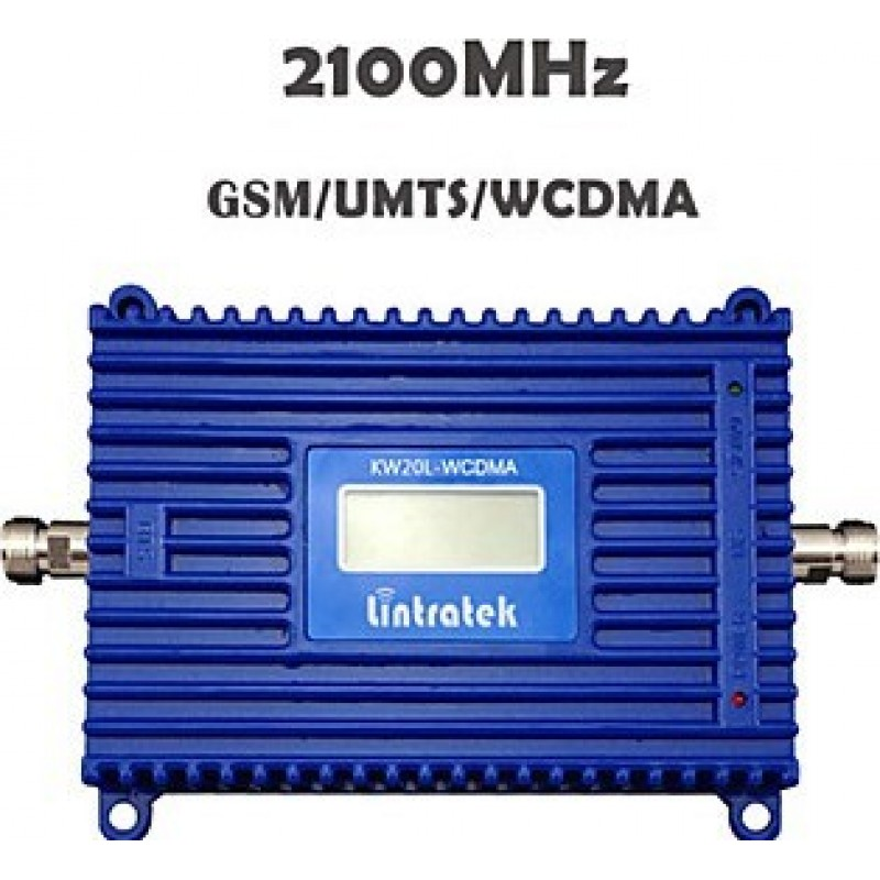 Signal Boosters Cell phone signal booster. LCD Display CDMA