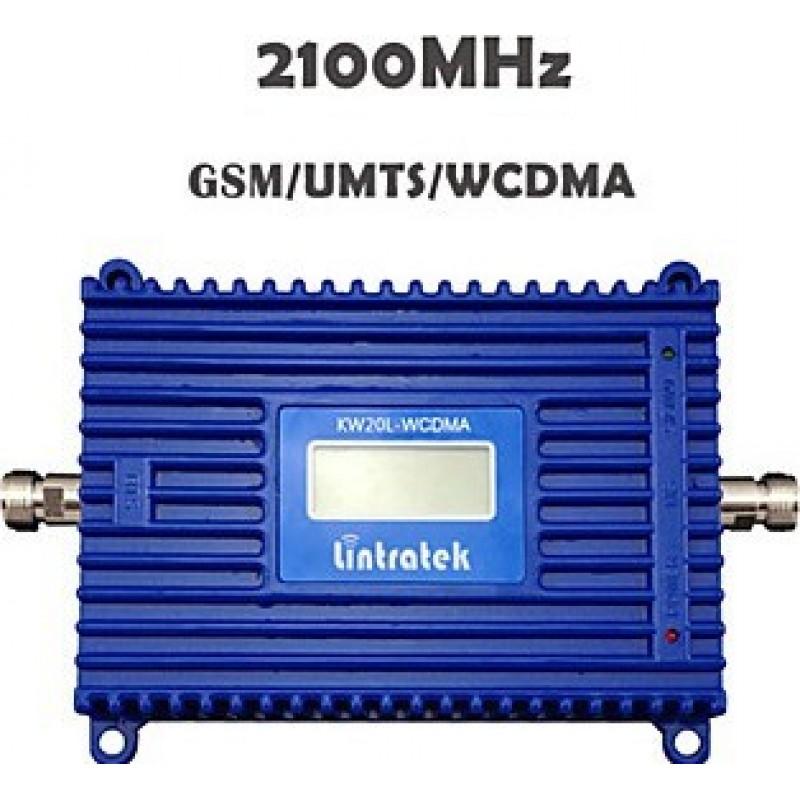 Signalverstärker Handy-Signalverstärker. LCD Bildschirm CDMA