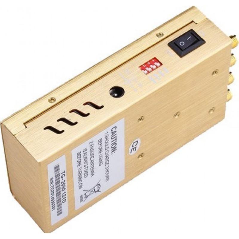 109,95 € Envoi gratuit | Bloqueurs de GPS Bloqueur de signal portable Portable