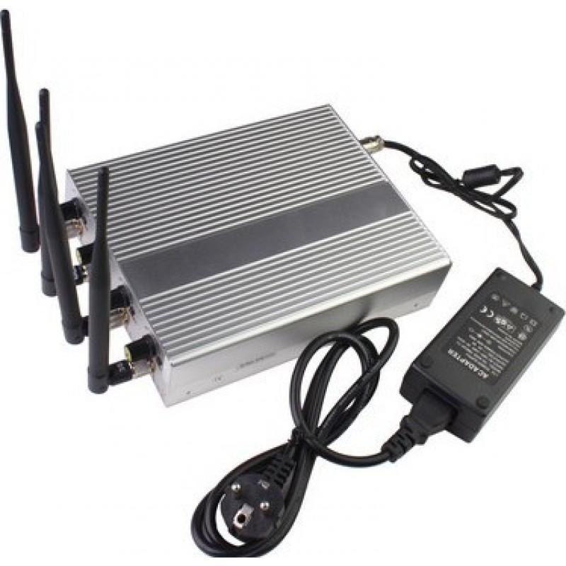 Bloqueurs de Téléphones Mobiles Bloqueur de signal de télécommande GSM 40m
