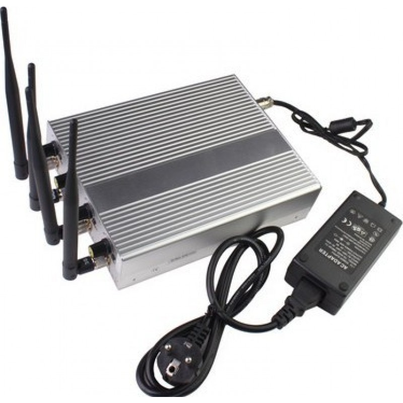 Cell Phone Jammers Remote Control signal blocker GSM 40m