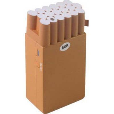 Smoke style signal blocker