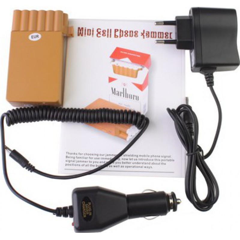 Cell Phone Jammers Smoke style signal blocker 5m