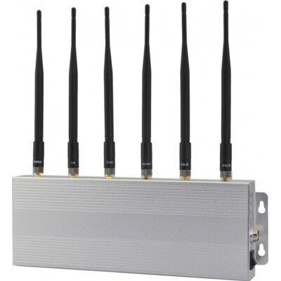 129,95 € Envío gratis | Bloqueadores de Teléfono Móvil Bloqueador de señal GSM 30m