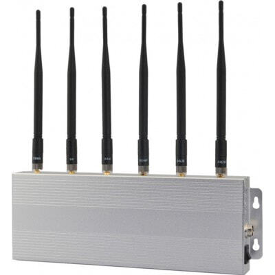 129,95 € Free Shipping | Cell Phone Jammers Signal blocker GSM 30m