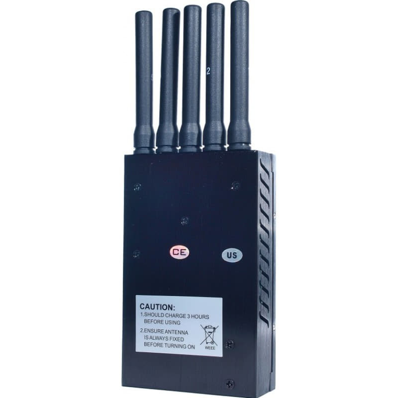 Wifi blocker Ballarat , Portable Jammer to prevent LOJACK, WiFi and GPS