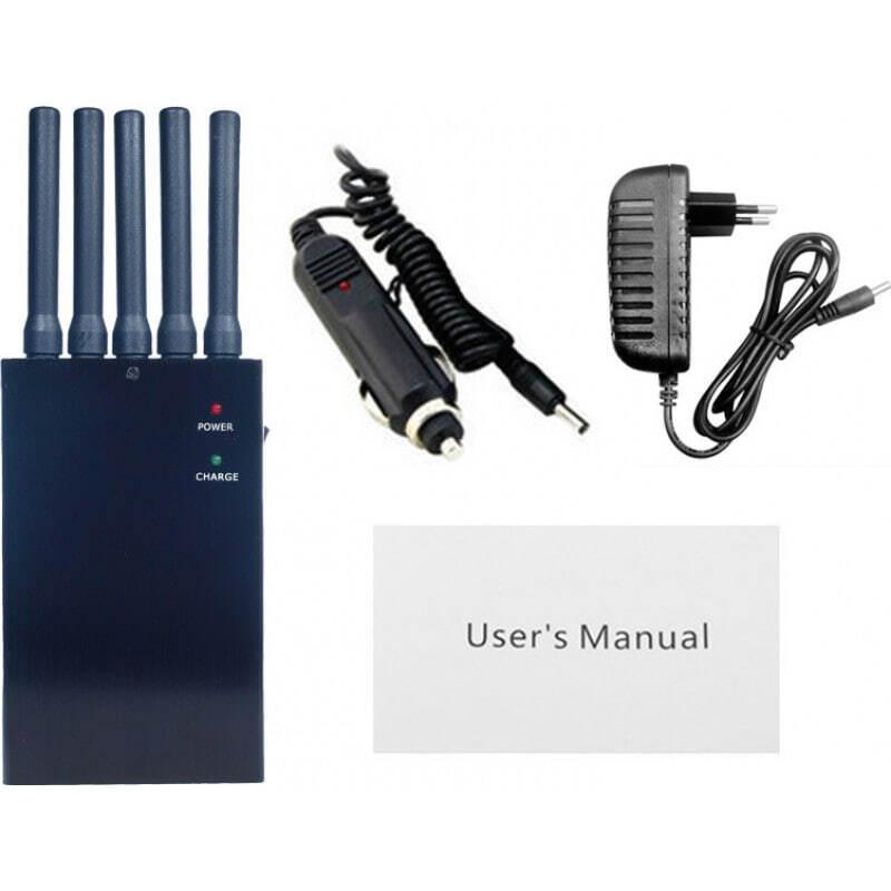135,95 € Envoi gratuit | Bloqueurs de Téléphones Mobiles Bloqueur de signal GSM 15m