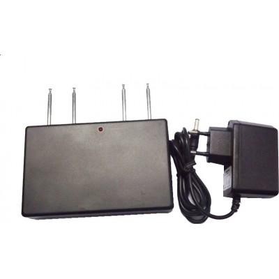 Bloqueador de señales de amplio espectro para automóviles sensibles