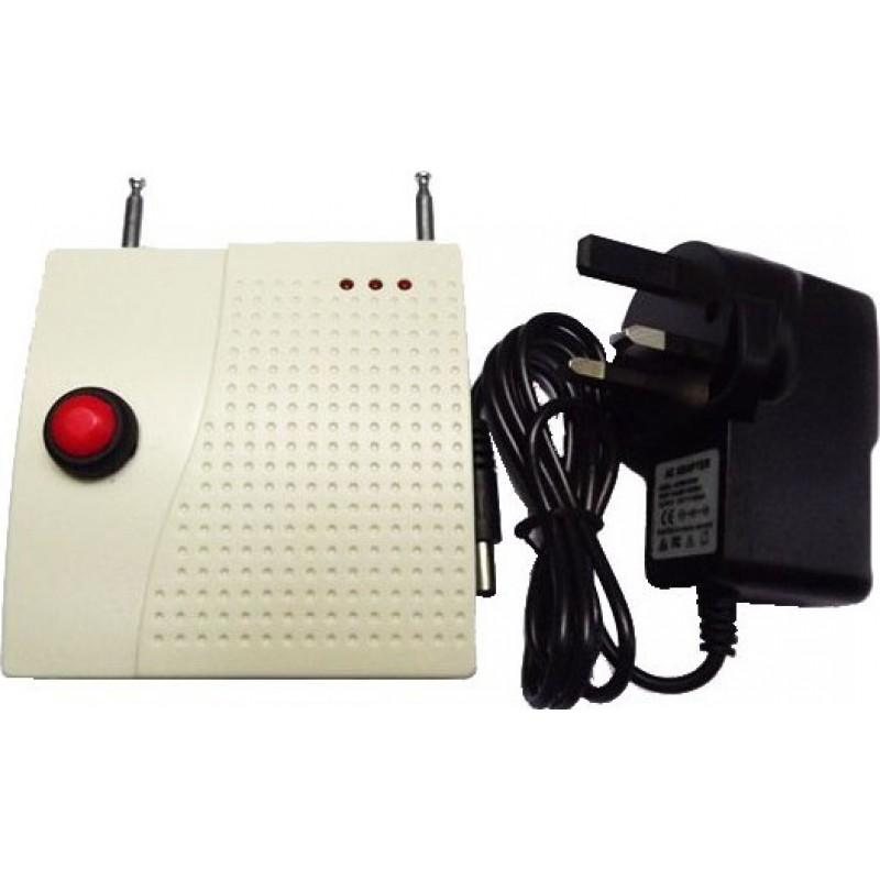Блокаторы дистанционного управления Портативный мощный автомобильный пульт дистанционного управления 315MHz Portable 50m
