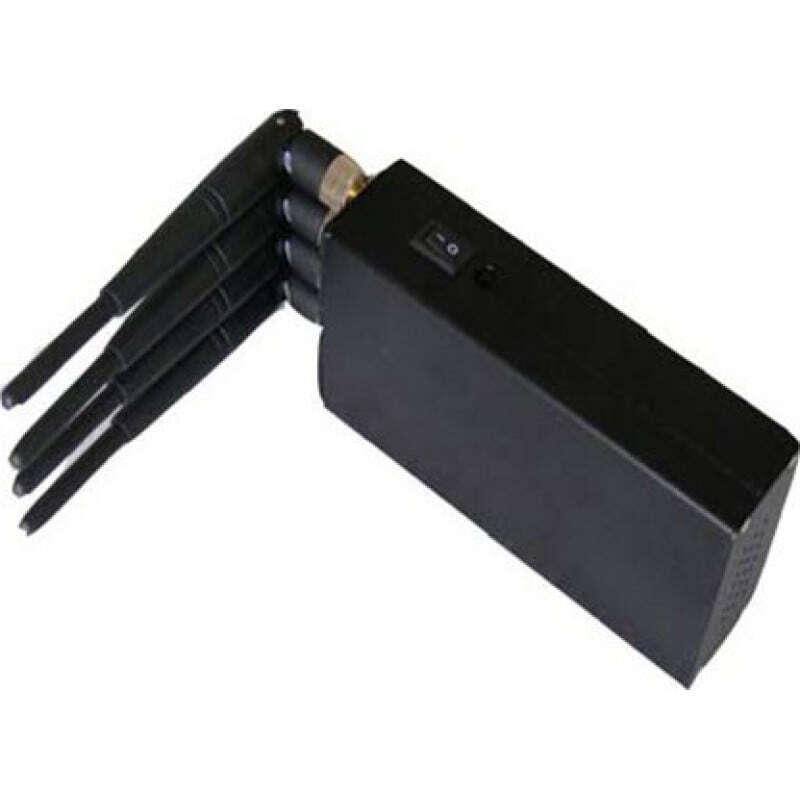 Handy-Störsender Sensibler und tragbarer 4W Signalblocker GSM Portable