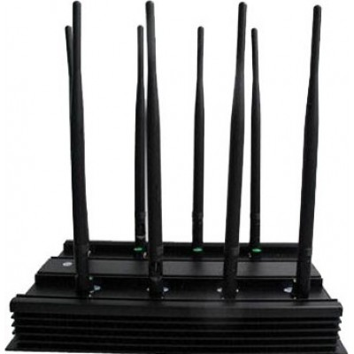 Powerful all frequency signal blocker