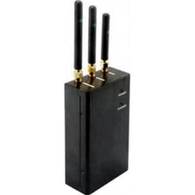 Bloqueurs de WiFi Bloqueur de signal sans fil portable Portable